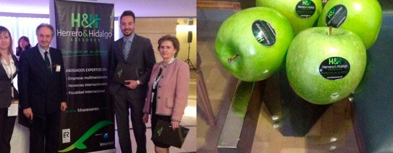 H&H Asesores participó en el I foro de negocios España-Francia}