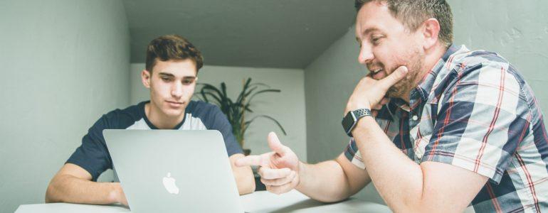 ¿Por qué elegir una buena asesoría online?}