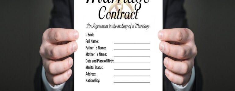 ¿Es posible un divorcio ante Notario?}